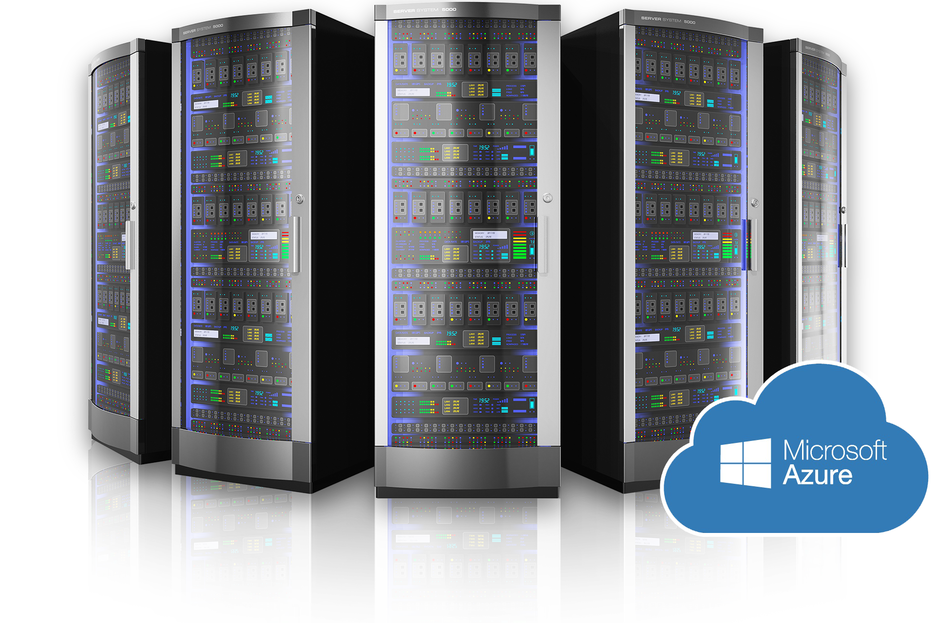 Web Hosting with Microsoft Azure Cloud Servers