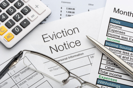 Residential Notice for Eviction Document